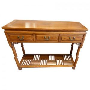 (CB6) Writing Desk/Console Table