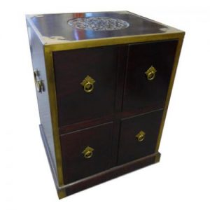 (CB3) 4 Drawer Chest