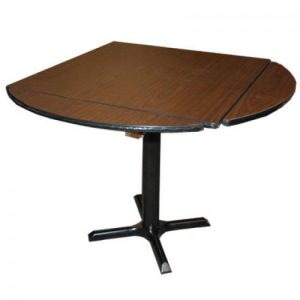 """(FT04) 36"""" Square to 48"""" Round Table"""