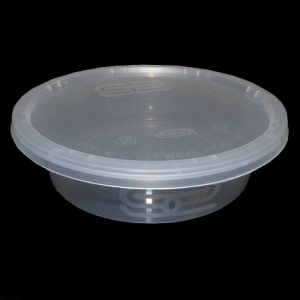 750cc (T-1100) SATCO Round Food Container (150sets)