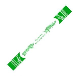 Green Chopsticks Bags