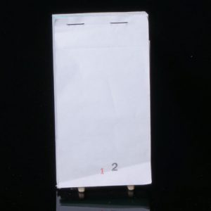 Single Sheet Order Pad (with number)