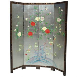 4 Panel Screens (Silver Tree)
