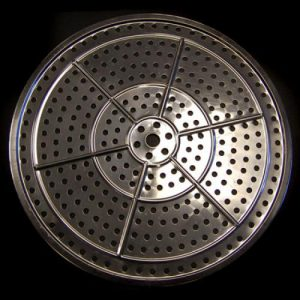 Small Stainless Steel Steamer Base