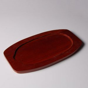 Oval Wooden Plank (Large)