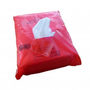 "White Counter Bags 8"" x 10"" (1000pcs/pk)"