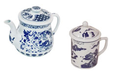 Tea Pots & Mugs