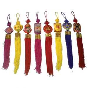 Deluxe Lucky Hanging, Large (10pcs)