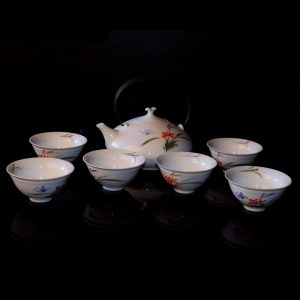Mini Tea Set - Butterflies