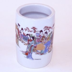 Small Ceramic Pen Holder - Women