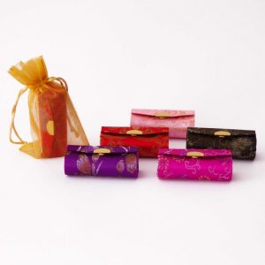 Lipstick Box With Organza Bag (10pcs)